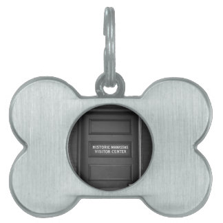 Visitor Center Pet Tag