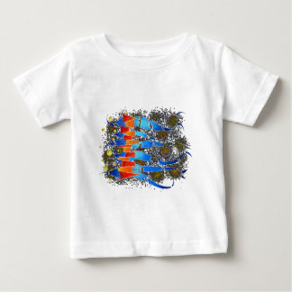 Vislepthonus V1 - abstract scorpion Baby T-Shirt