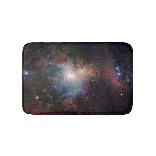 VISTA's infrared view of the Orion Nebula Bath Mat