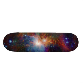 VISTA's infrared view of the Orion Nebula Skate Deck