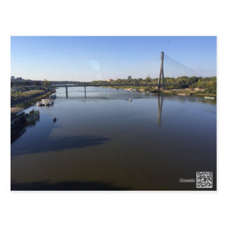 VISTULA RIVER POSTCARD
