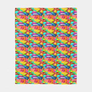 Visual Arts 833 Fleece Blanket
