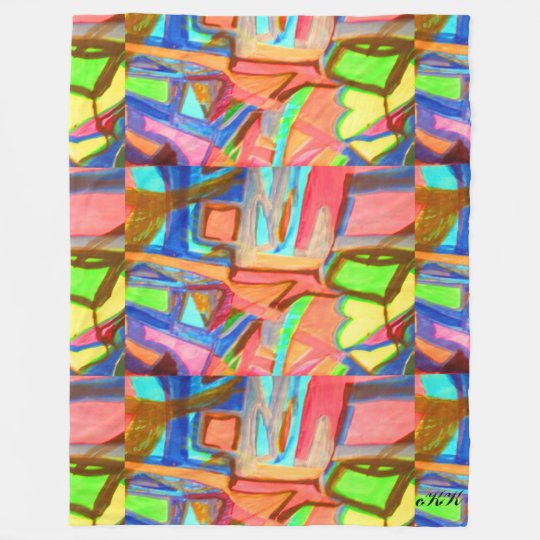 Visual Arts 839 Fleece Blanket