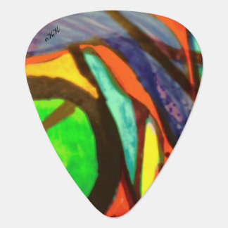 Visual Arts 846 Guitar Pick
