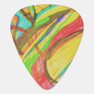 Visual Arts 846 Guitar Pick