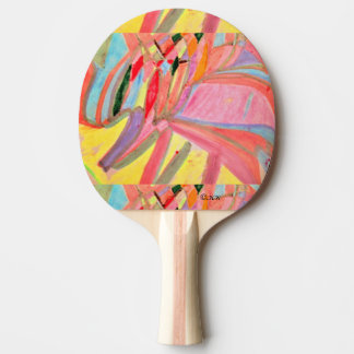 Visual Arts 854 Ping Pong Paddle