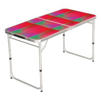 Visual Arts 865 Beer Pong Table