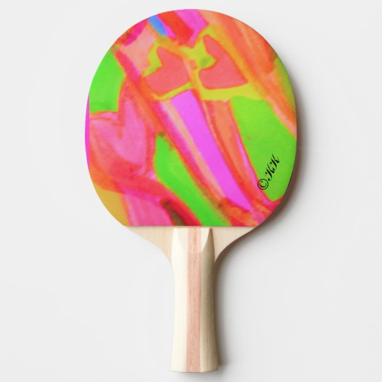 Visual Arts 865 Ping Pong Paddle