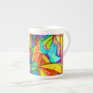 Visual  Arts Tea Cup