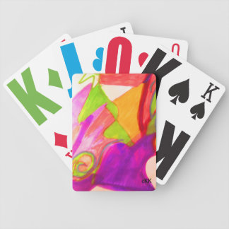 Visual Bicycle Playing Cards