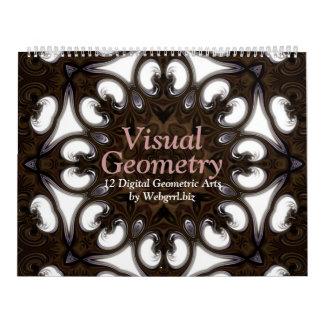 Visual Geometry 2012 Calendar