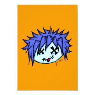 Visual Kei Zombie Card