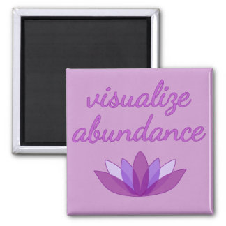 Visualize Abundance with Lotus Magnet