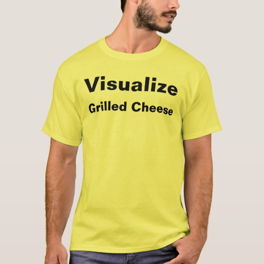 Visualize Grilled Cheese T-Shirt
