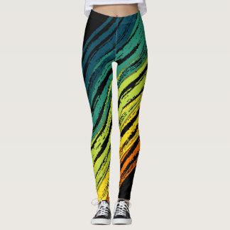 Vitamin C Wrap Leggings