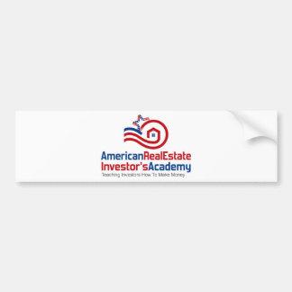 Vitesse américaine de logo d'académie d'investisse autocollant de voiture
