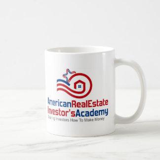 Vitesse américaine de logo d'académie mug