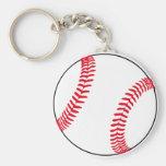 Vitesse de base-ball porte-clés