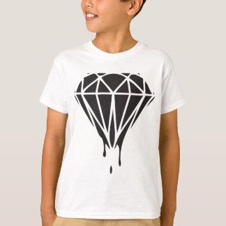 Vitesse de butin de dopant de diamant d'égoutture t-shirt