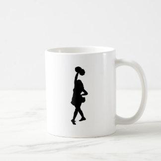 Vitesse d'équipe de danse de lycée mugs à café