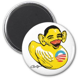 Vitesse drôle de Potus Obama de tire-au-flanc Magnets Pour Réfrigérateur