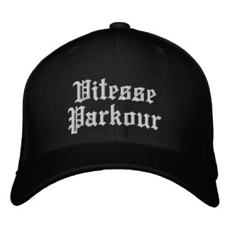 Vitesse, Parkour Embroidered Hat