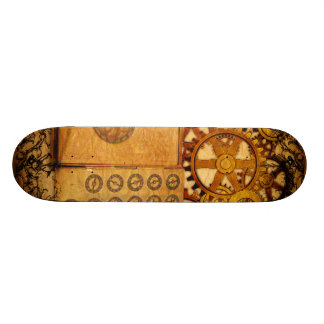Vitesses grunges de Steampunk Skateboards Personnalisables