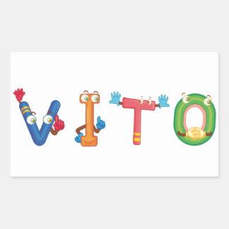 Vito Sticker