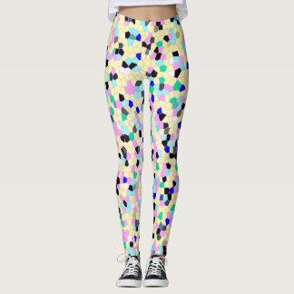 Vitraux Colorful  leggins Leggings