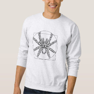 Vitruvian Arachnid Sweatshirt