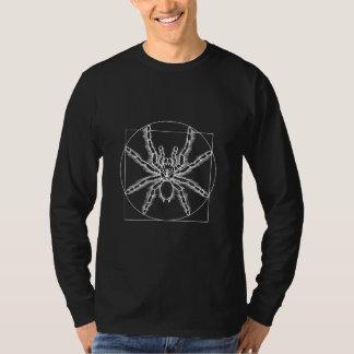 Vitruvian Arachnid T-Shirt