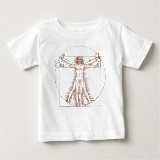 Vitruvian Barista Baby T-Shirt