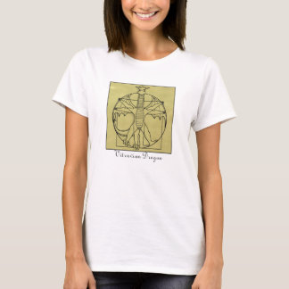 vitruvian dragon T-Shirt