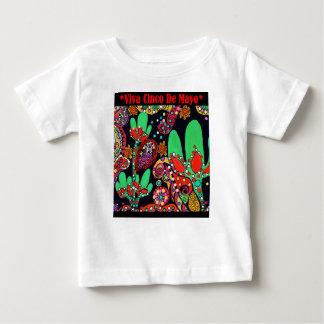 VIVA CINCO DE MAYO ART BABY T-Shirt