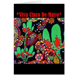 VIVA CINCO DE MAYO ART CARD
