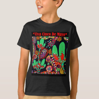 VIVA CINCO DE MAYO ART T-Shirt