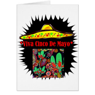 VIVA CINCO DE MAYO CARD