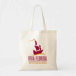 Viva Florida Budget Tote Bag