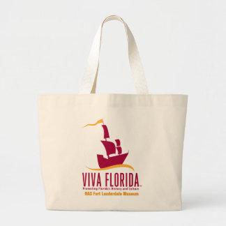 Viva Florida Jumbo Tote Bag