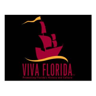 Viva Florida Postcard