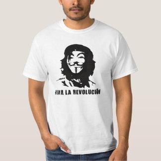 Viva La Anonymous T-Shirt