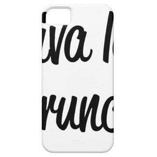 Viva La Brunch iPhone 5 Case