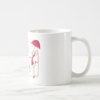 Viva La Diva Coffee Mug