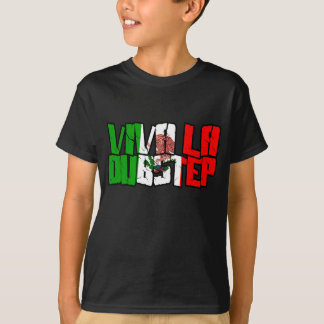 Viva La Dubstep Camisetas T-Shirt