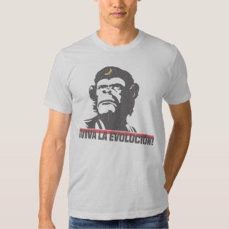 Viva La Evolucion! [Evolution] T Shirts