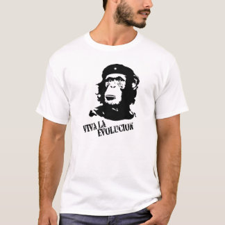 Viva La Evolucion - Simian T-Shirt