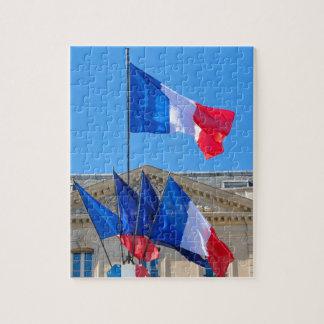 Viva la France Puzzles