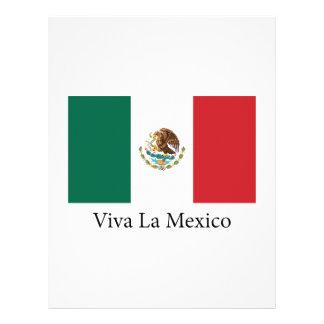 Viva la Mexico Letterhead