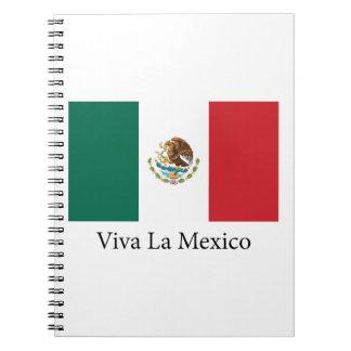 Viva la Mexico Note Books