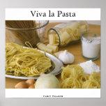 Viva la Pasta Print